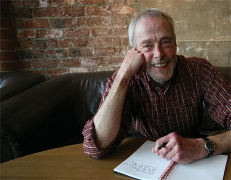 Pete Morgan Poet